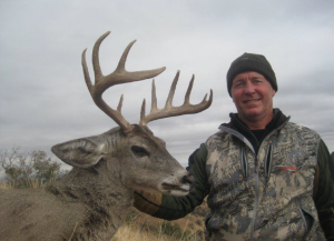 Jay Jones 136'' Coues Deer taken on Rancho Mababi