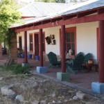 Main House for our Coues Deer Hunts and Goulds Turkey Hunts